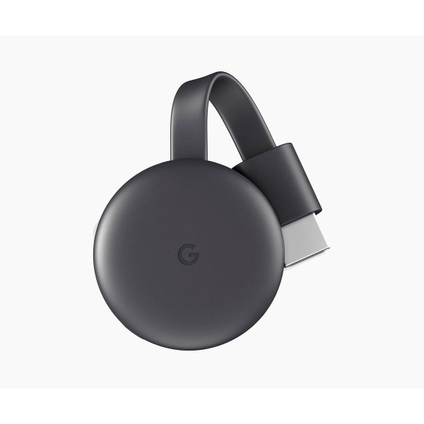Google chromecast 3 dispositivo reproductor multimedia hdmi wifi full hd