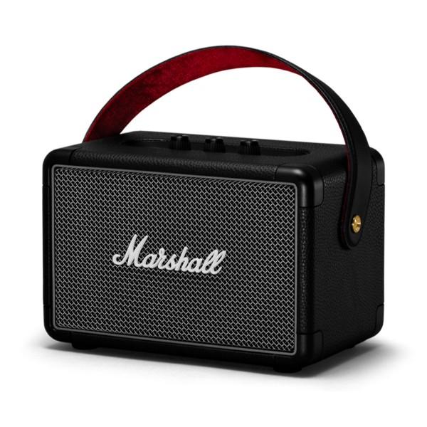 Marshall kilburn ii negro altavoz bluetooth portatil 20w vintage 20h de bateria ipx2
