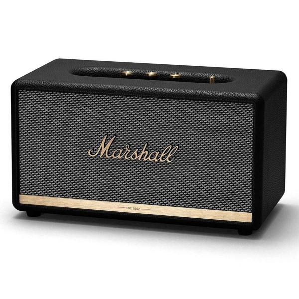 Marshall stanmore ii negro altavoz bluetooth 50w vintage
