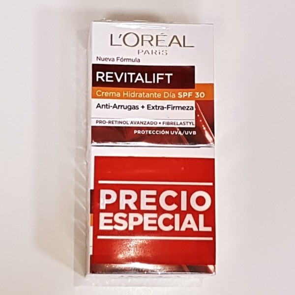 L'Oréal Paris Revitalift crema hidratante 50+50 ml