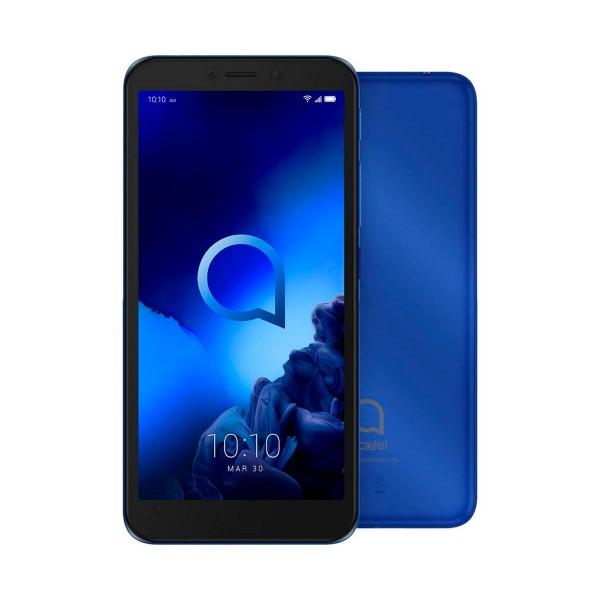 Alcatel 1v azul metálico móvil 4g dual sim 5.5'' fwvga/8core/16gb/1gb ram/5mp/5mp