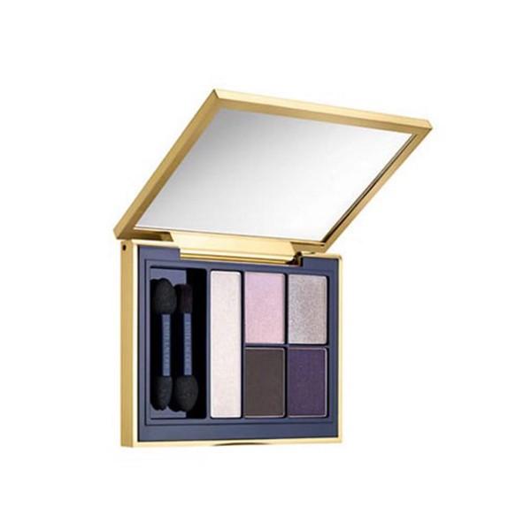 Estee lauder pure color envy sculpting sombra de ojos 5 color paleta 10 envious orchid