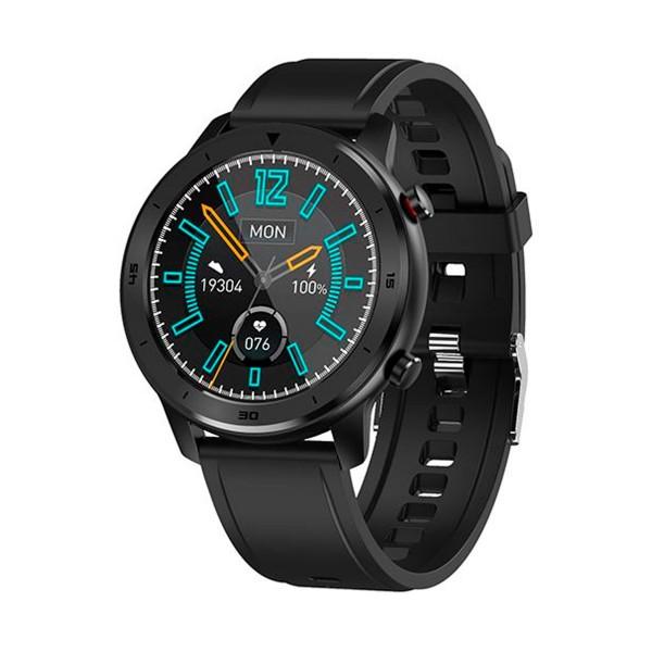 Innjoo voom sport negro smartwatch 1.3'' ips bluetooth frecuencia cardíaca y sueño ip68