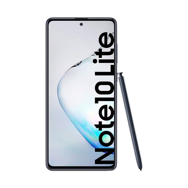 Samsung galaxy note10 lite negro móvil 4g dual sim 6.7'' super amoled fhd+ octacore 128gb 6gb ram tricam 12mp selfies 32mp