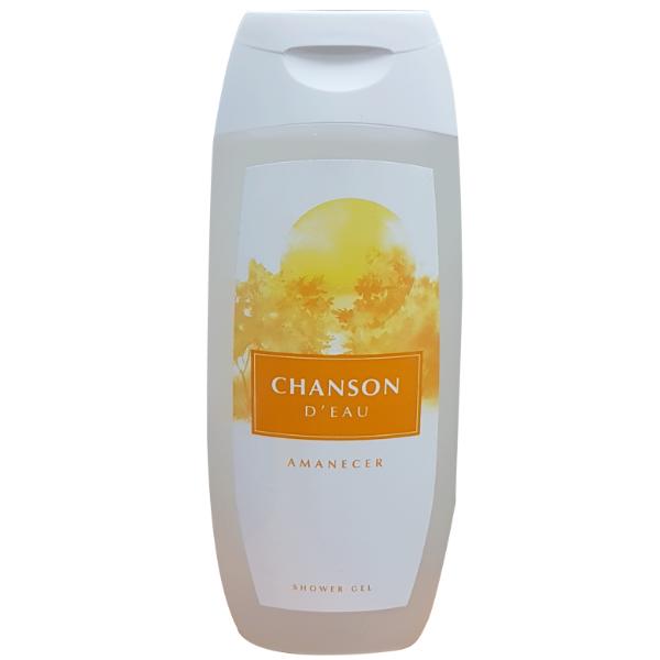 Chanson d'Eau gel de ducha Amanecer 200 ml