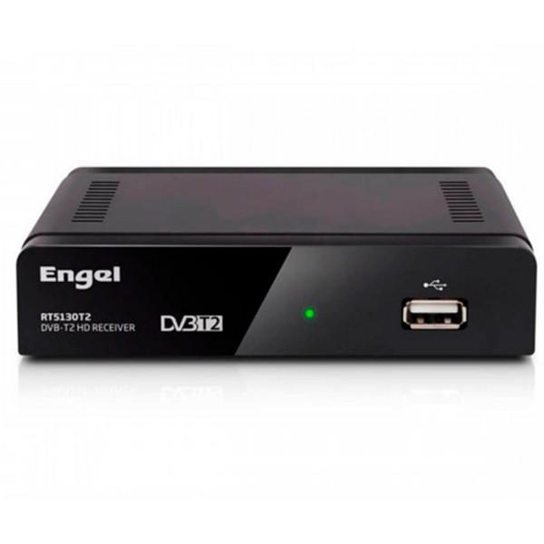 Engel rt5130t2 receptor dvb-t2 hd tdt pvr usb hdmi euroconector epg teletexto